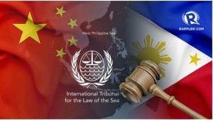 菲律宾控告中国案1