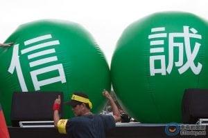 反污名、要尊严 93台湾军人节大游行13