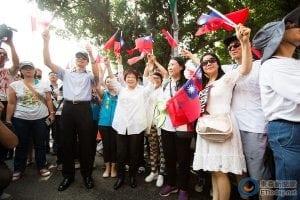 反污名、要尊严 93台湾军人节大游行14