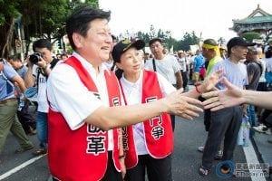 反污名、要尊严 93台湾军人节大游行4