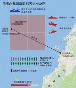 习近平指示对马沉船事故全力做好搜救